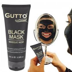 Masque Noir peel-off Gutto anti Point Noir au charbon et à l'arbutine
